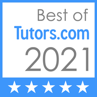 Tutors.com Badge 2021