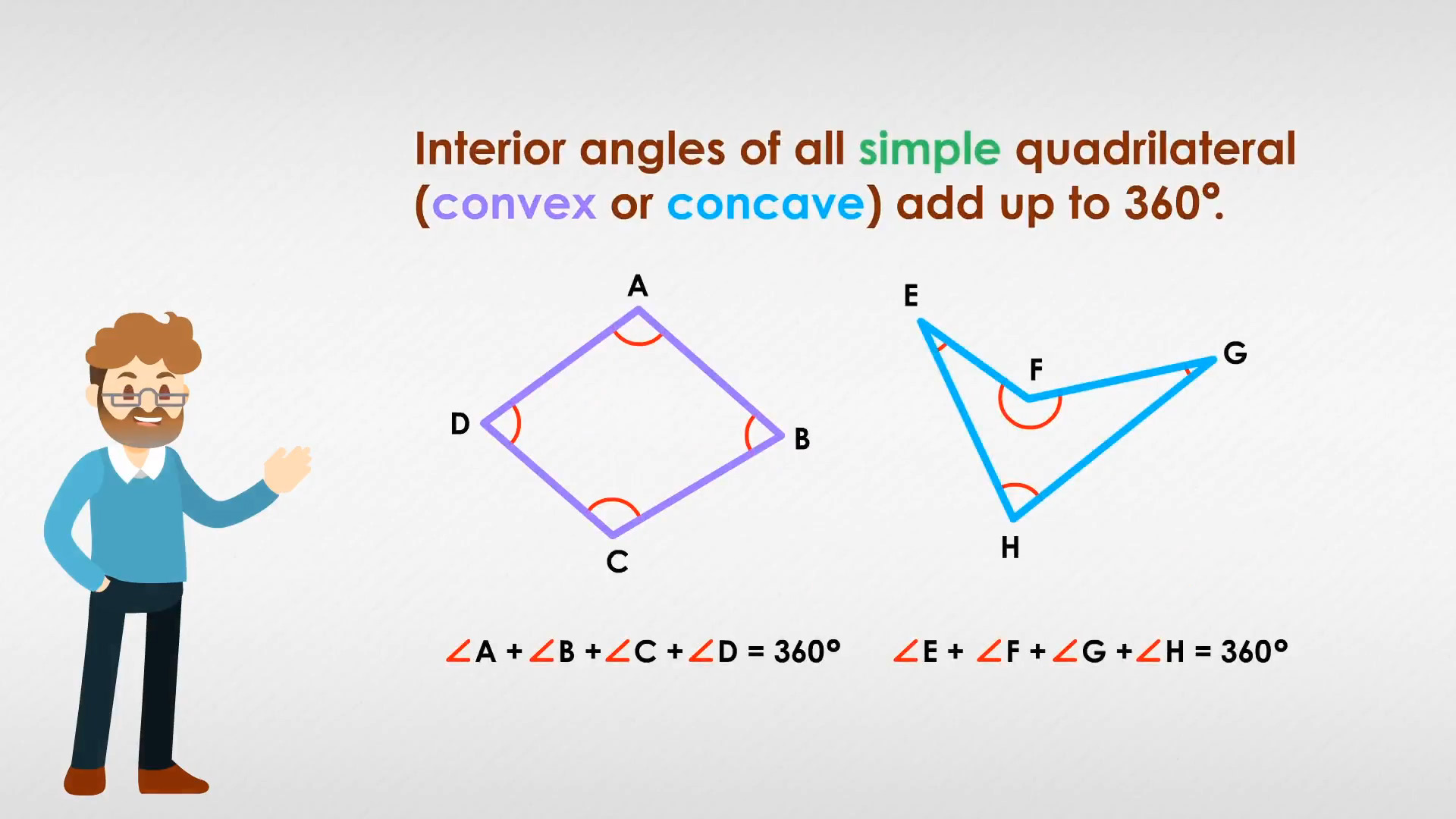 What is a quadrilateral definition properties shapes tutors convex concave quadrilaterals ccuart Image collections
